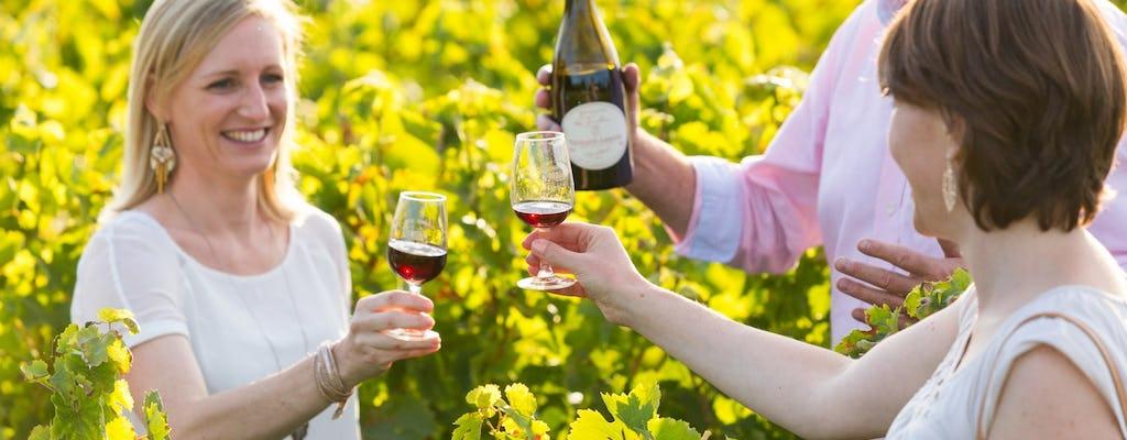 Journée de dégustation de vins dans la Vallée de la Loire