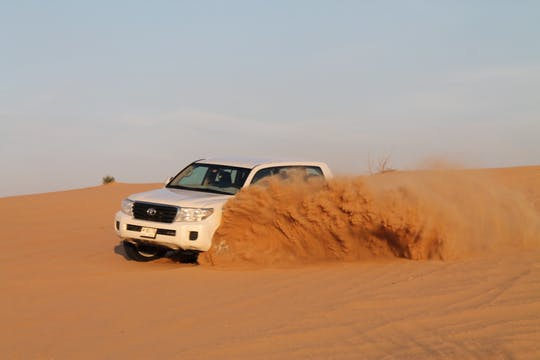 Safari nel deserto di Dubai con cena opzionale
