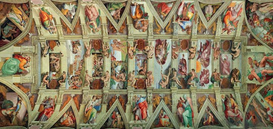 Skip-the-line guided tour of Vatican Museums, Sistine Chapel and St. Peter's Basilica