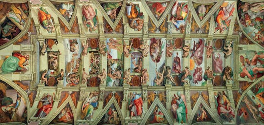 Skip-the-line guided tour of Vatican Museums and Sistine Chapel