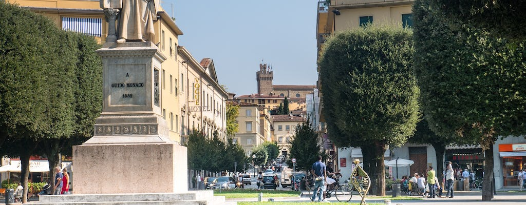 Private tour of Arezzo with a local guide