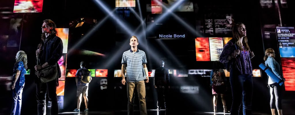 Biglietti per Dear Evan Hansen the Musical on Broadway