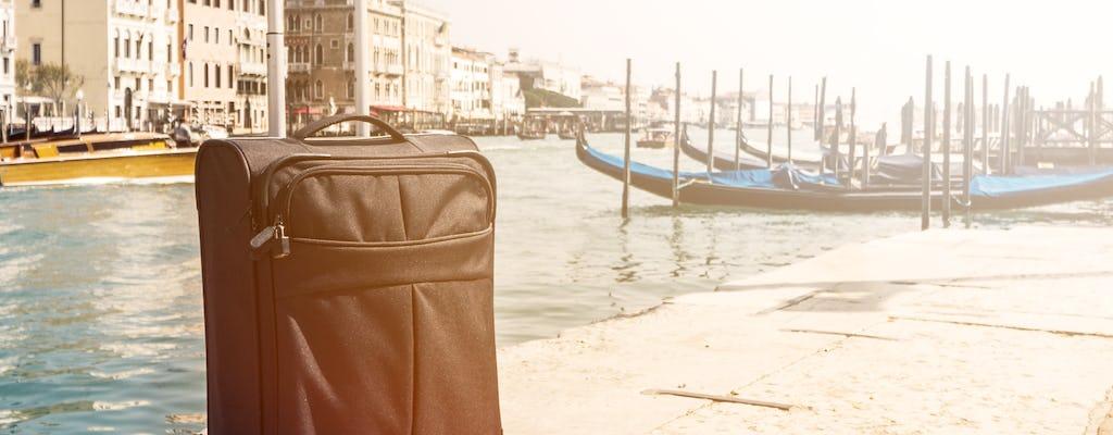 Valet service in Venice