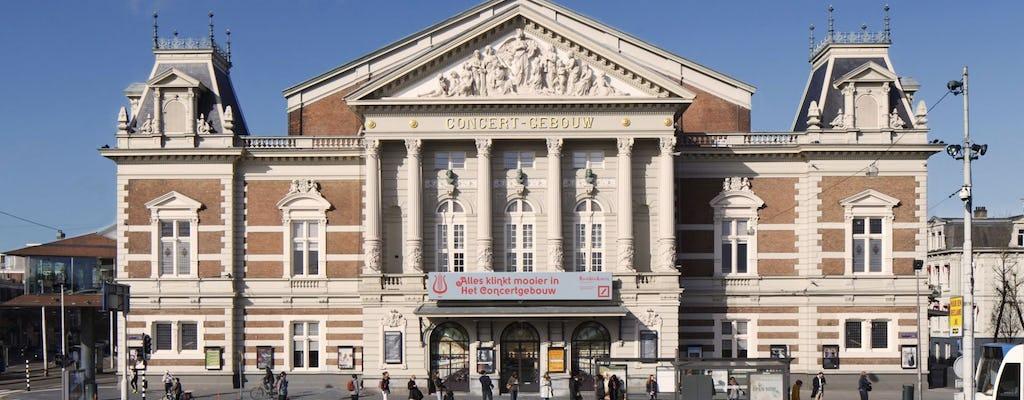 Sonntagmorgen Konzert im Royal Concertgebouw