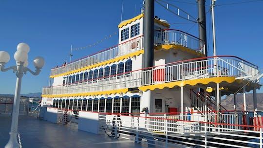 Crucero con cena en Lake Mead con transporte