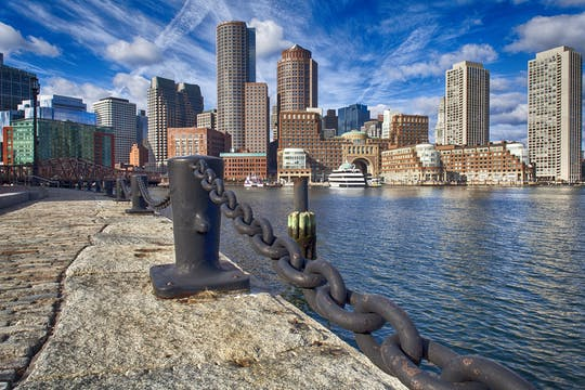 Boston Tea Party-tickets voor schepen en museum