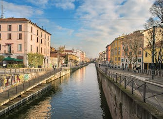 Navigli guided tour with canal cruise