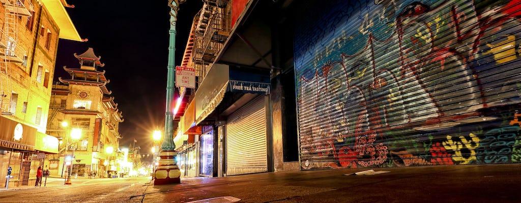 Tour al atardecer en San Francisco Segway por Chinatown, Little Italy, Wharf and Waterfront
