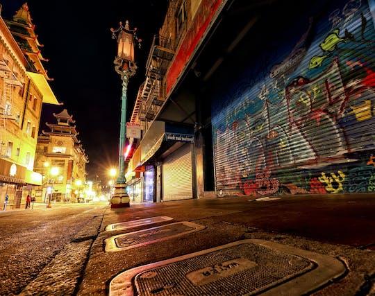 Экскурсия по Сан-Франциско сигвей закат Чайнатаун, Маленькая Италия, причал и набережная