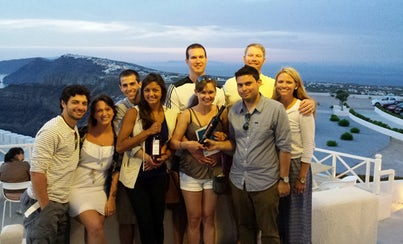 Gastronomy,Special lunch and dinner,Oenological tours,Santorini Tour