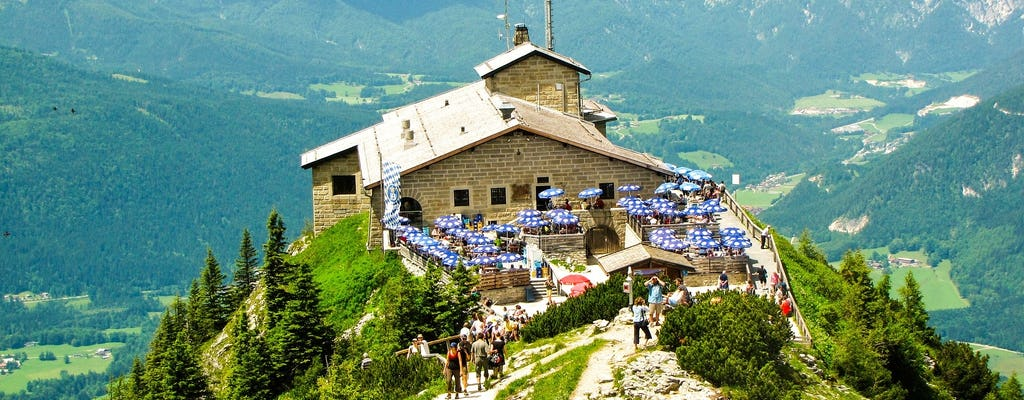 Private Bavarian mountains and lakes tour