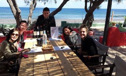 City tours,Gastronomy,Historical & Cultural tours,Oenological tours,Others about gastronomy,Excursion to Akrotiri,Santorini Tour