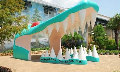 Tickets, museos, atracciones,Parques de atracciones,Parque Gatorland