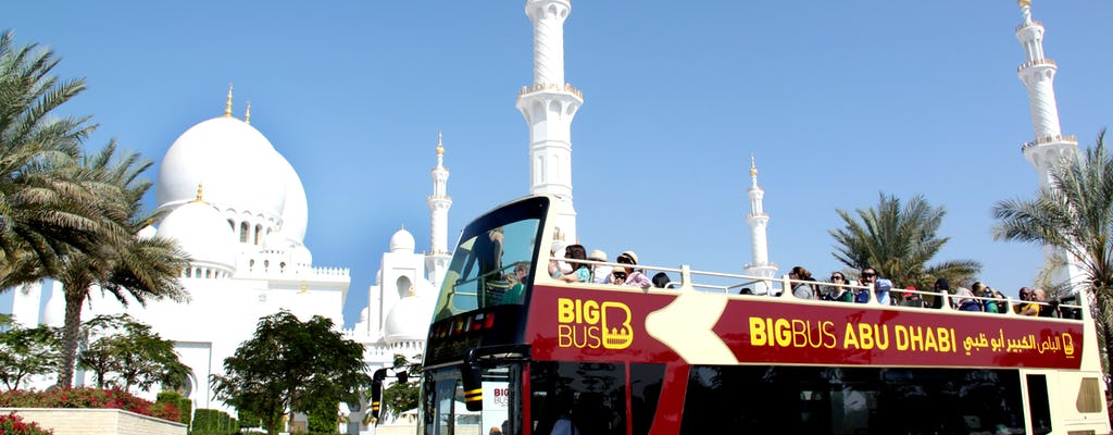 Biglietti Big Bus hop-on hop-off ad Abu Dhabi