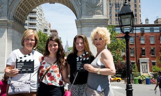 New York City TV & movie bus tour
