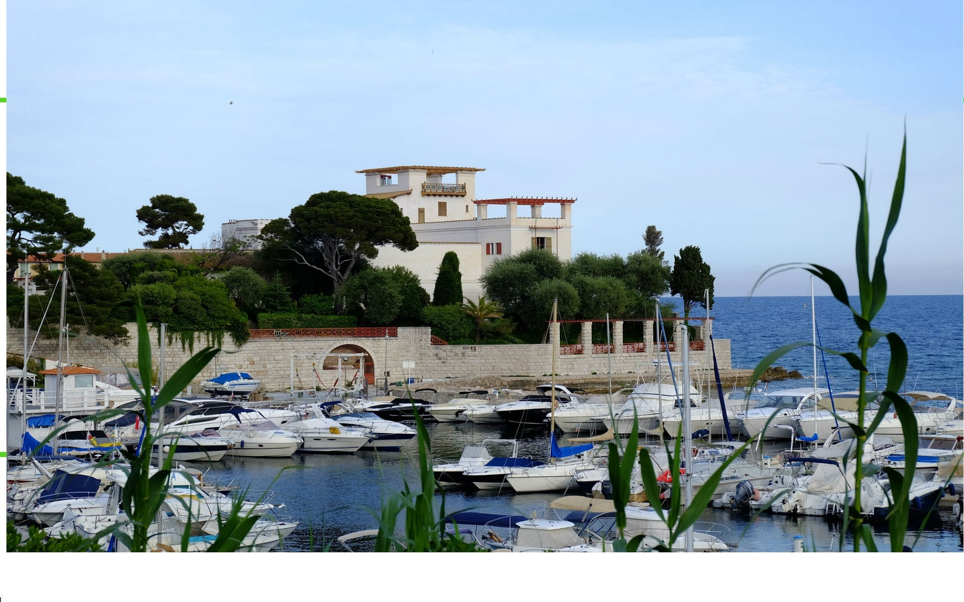 Entrance tickets to Villa Kerylos