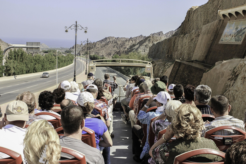 Ver la ciudad,Visitas en autobús,Tour por Mascate