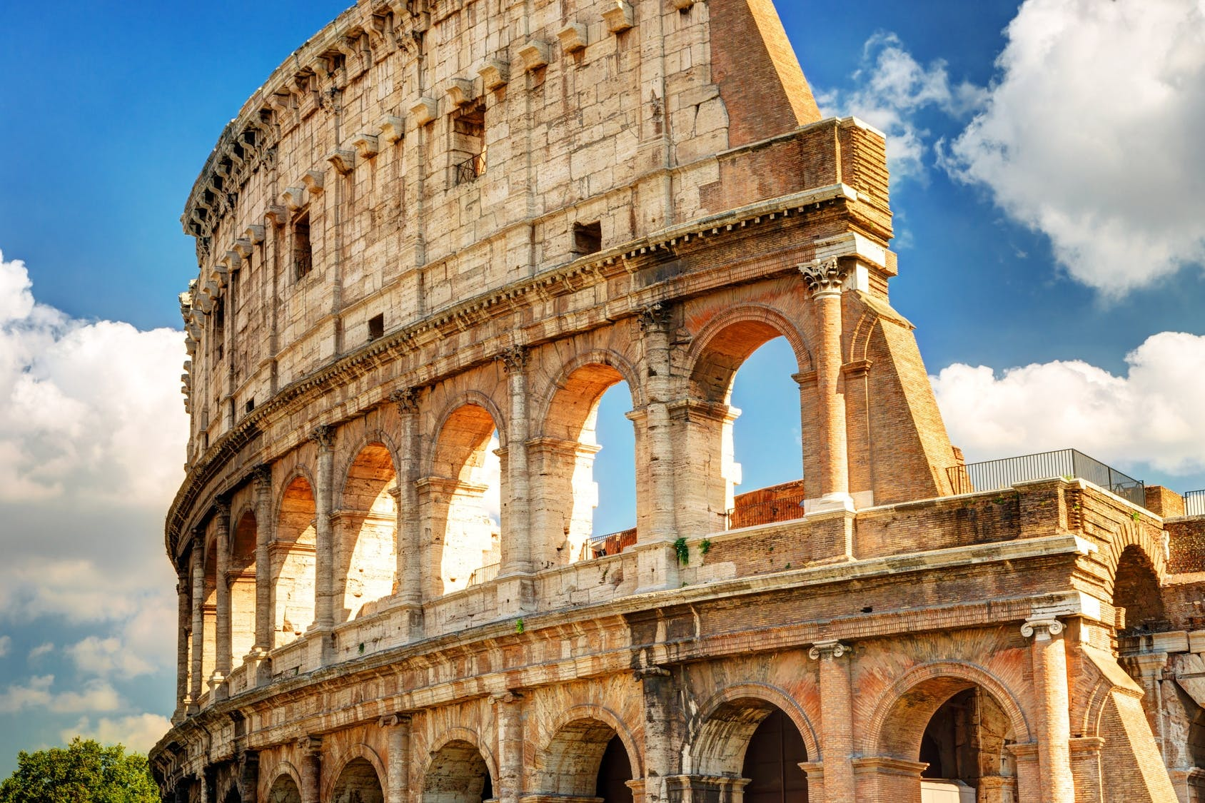 Roman Colosseum Tickets And Guided Tours In Rome