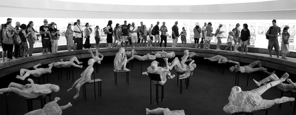 Półdniowa wycieczka do Pompejów z Neapolu
