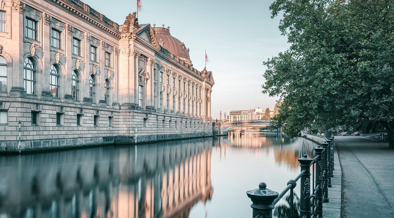Museum Island Berlin ticket for five museums
