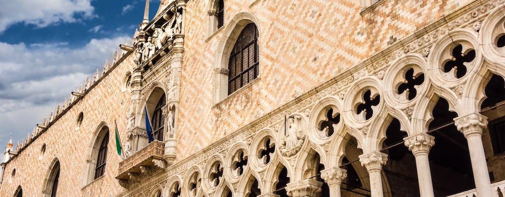 Visite VIP exclusive nocturne de la basilique Saint-Marc et du palais des Doges