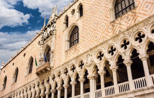 Tour VIP esclusivo serale della Basilica di San Marco e del Palazzo Ducale