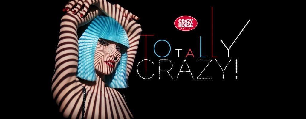Spectacle  cabaret Crazy Horse