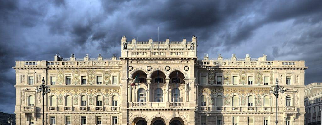 Prywatna piesza wycieczka po Habsburgu Trieste