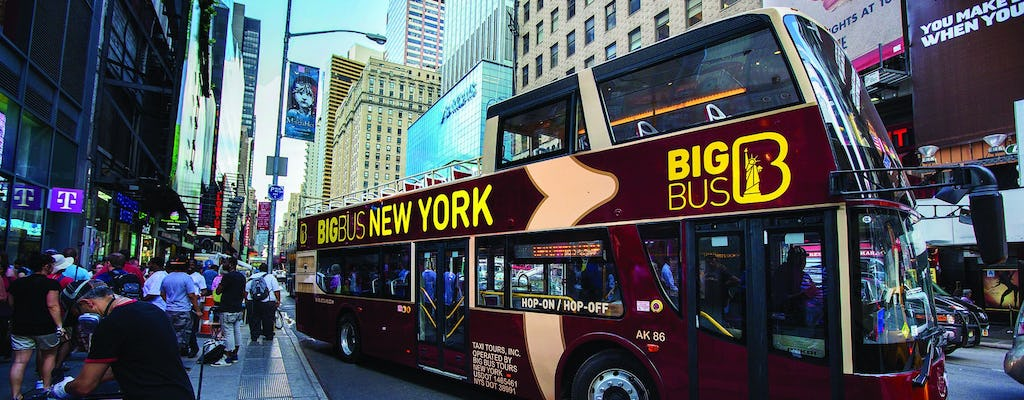 Tour do Big Bus em Nova York
