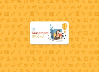 Musement Gift Card