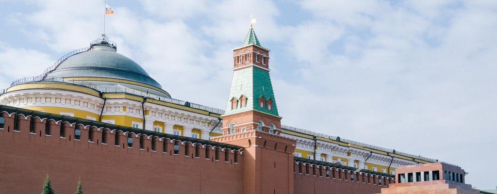 Moscow Kremlin Armoury Chamber private guided tour