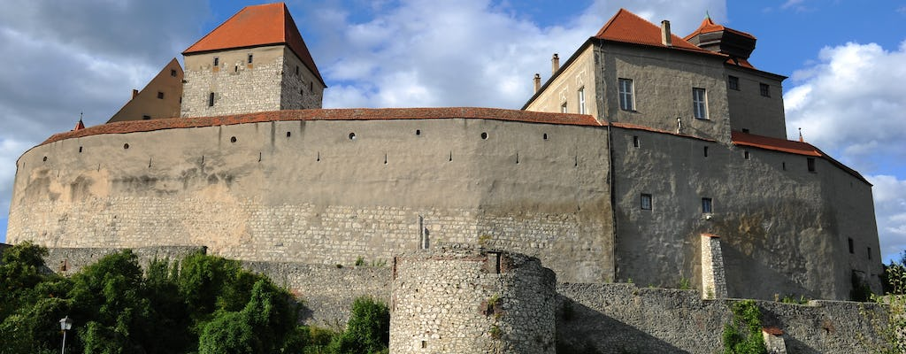 Romantic Road trip to Rothenburg and Harburg from Munich