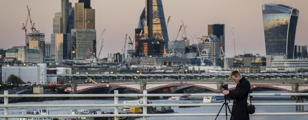 Tour fotografico durante il giorno a Londra