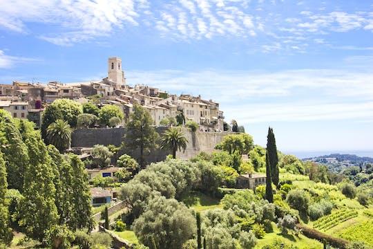Tour di Saint Paul de Vence e degustazione di vini
