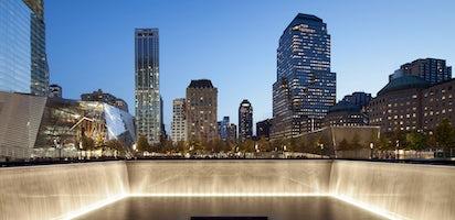 Tour a pé do One World Trade Center e Ground Zero