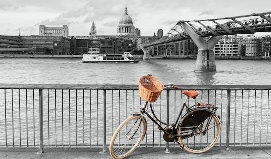Wycieczka rowerowa po Tamizie