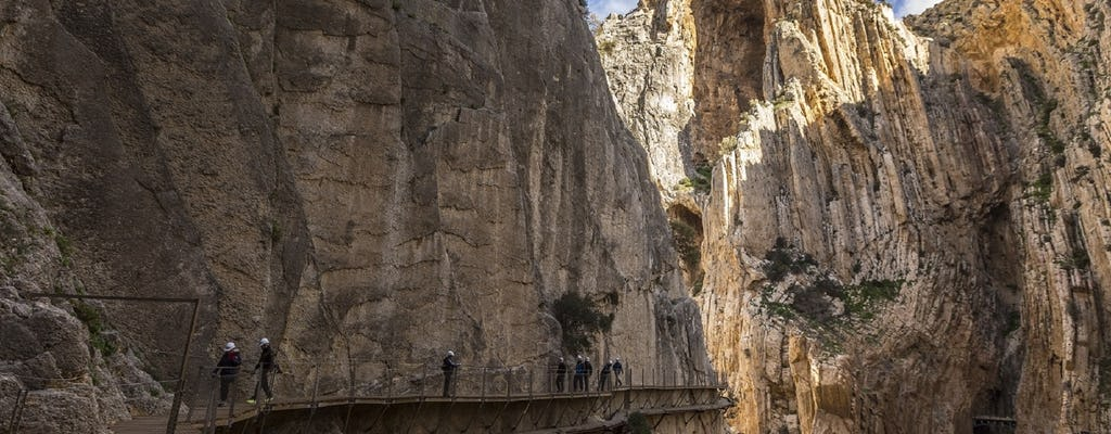 Caminito del Rey day trip from Málaga