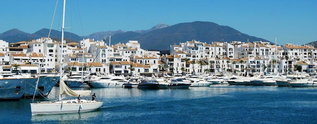 Excursión de un día a Marbella y Puerto Banus desde Malaga