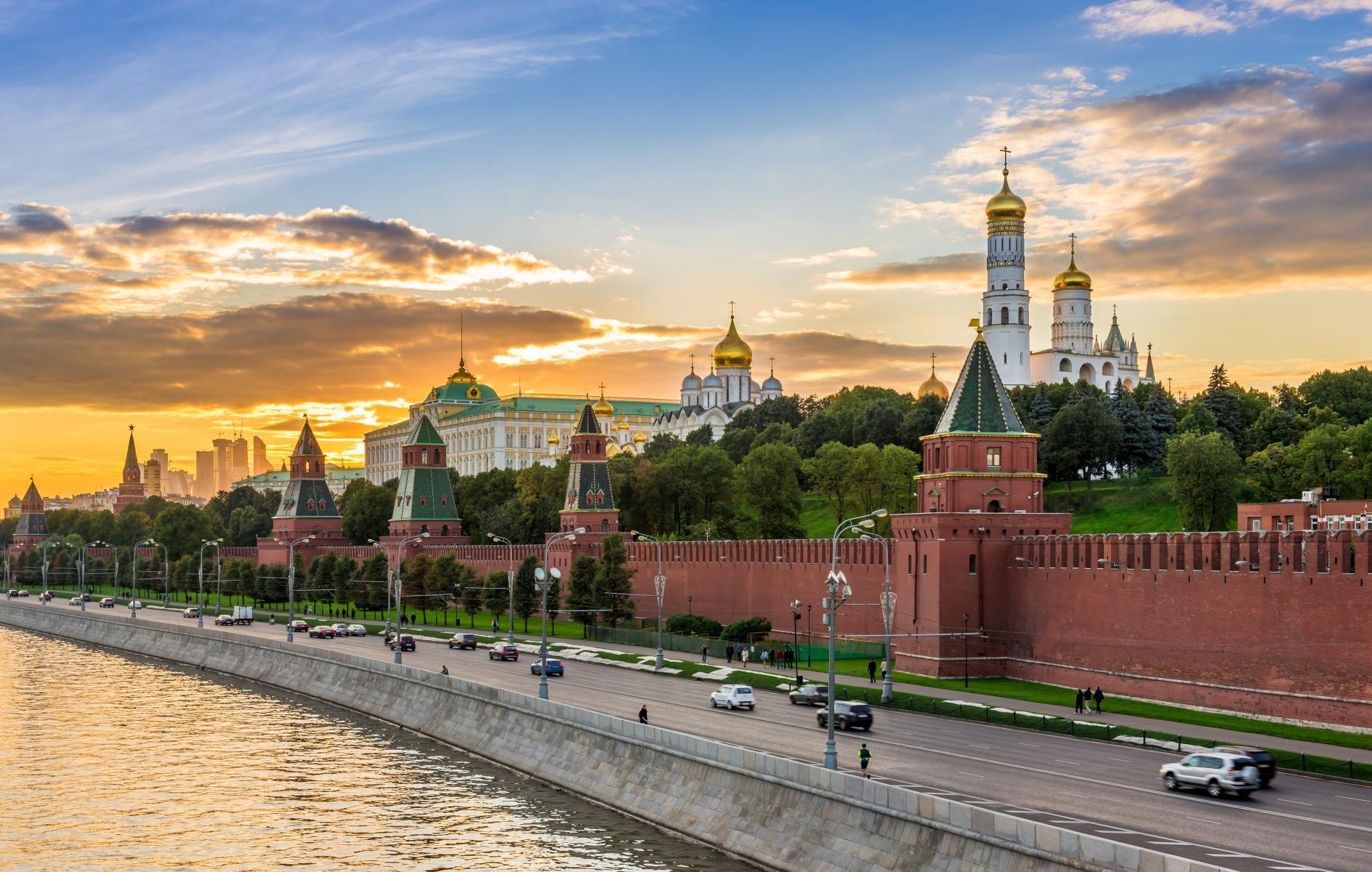 Картинки виды москвы, открытки