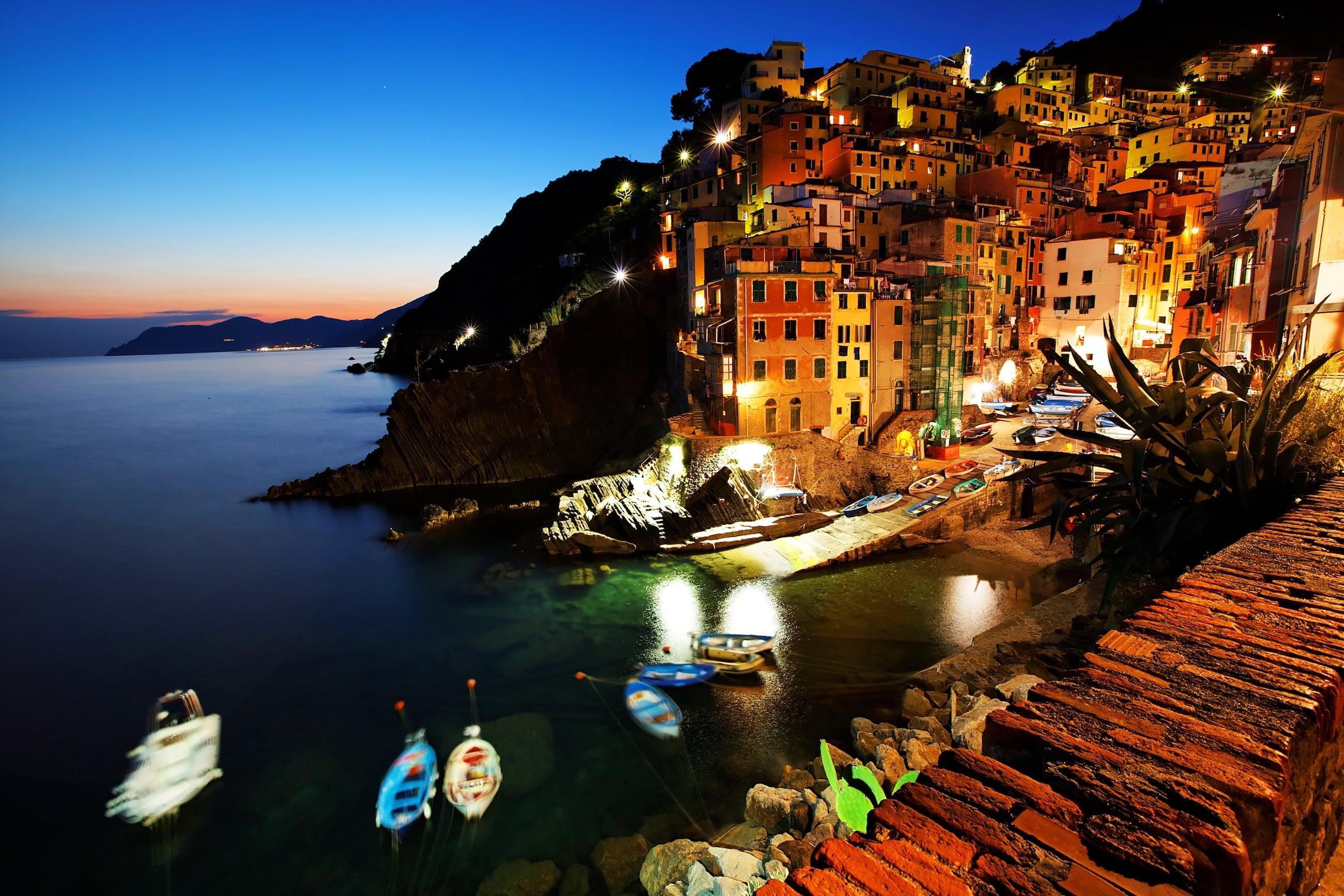 Ver la ciudad,Ver la ciudad,Tours andando,Tours históricos y culturales,Excursión a Cinque Terre