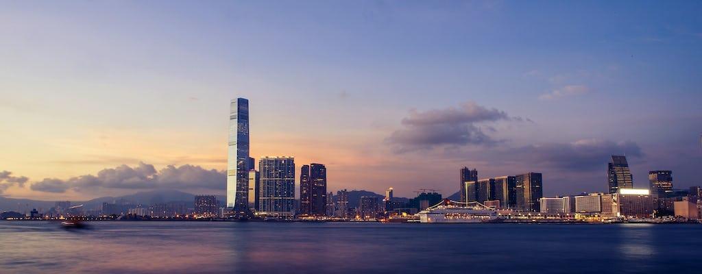 Tour privato a piedi della storia di Hong Kong