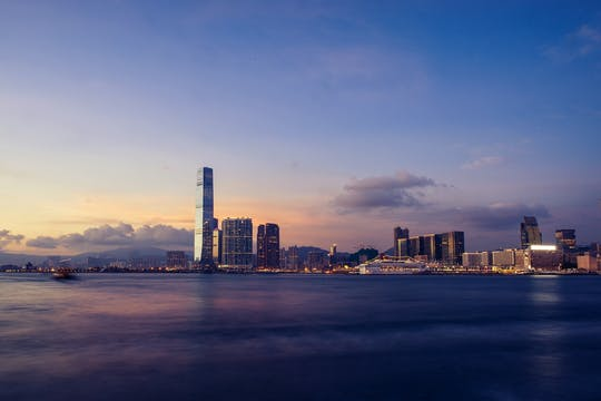 The Story of Hong Kong private walking tour