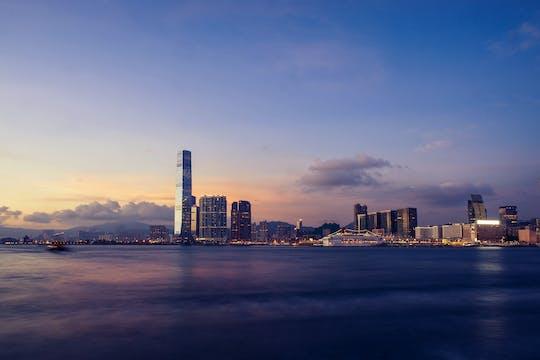 Passeio a pé privado The Story of Hong Kong