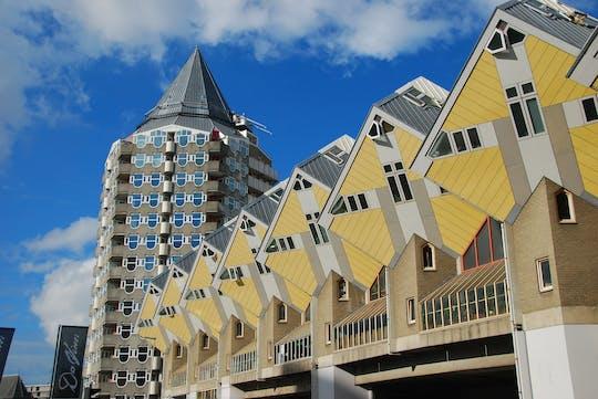 Tour privato a piedi a Rotterdam