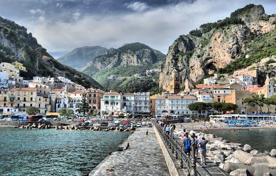 Prywatna wycieczka Amalfi z lokalnym przewodnikiem
