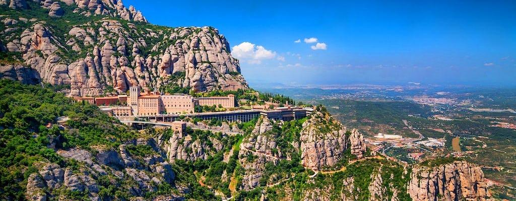 Excursão Montserrat e Penedès de Barcelona