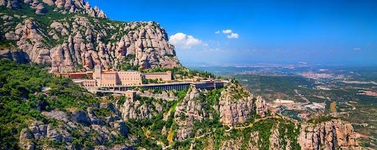 Wycieczka Montserrat i Penedès z Barcelony
