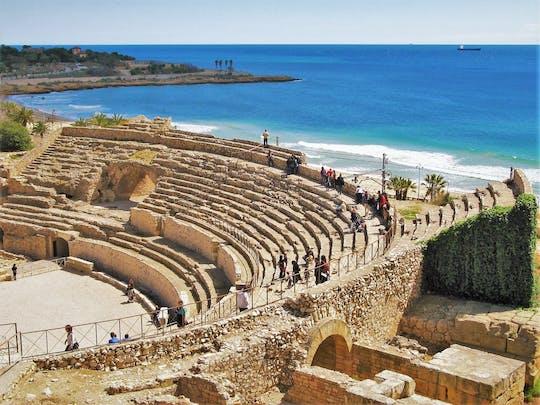 Tour di mezza giornata di Tarragona da Barcellona