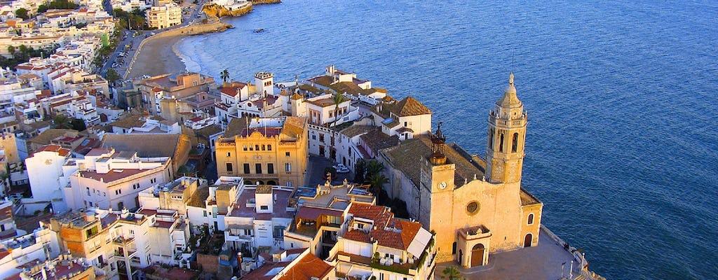 Escursione di una giornata a Tarragona e Sitges da Barcellona