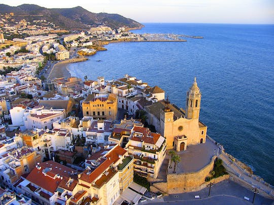 Tarragona and Sitges full-day trip from Barcelona